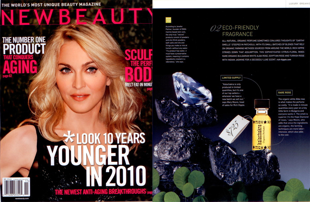 New Beauty Magazine <br>Winter 2010